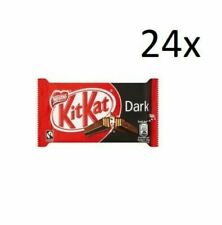 KITKAT 4 Finger 70% Dark Chocolate Bar 41.5g (Pack of 24 x 41.5g) 30 % Cheaper