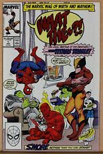 What the--?! #1, 1988, NM