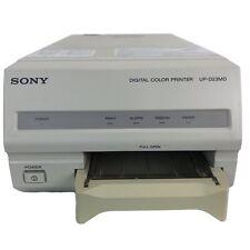 Sony UP-D23MD Digital USB Color Photo Printer Medical Grade