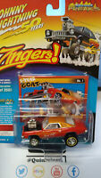 Johnny Lightning Street Freaks Zingers 1973 Pontiac GTO  (NG91)