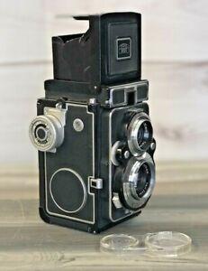 Zeiss Ikon Ikoflex Favorit 887/16 120 Roll Film TLR Camera