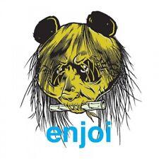 """Enjoi 80's Head Skateboard Sticker 3.75"""""""