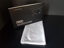 Genuine Audi Cleaning Cloth for Touch Screen Displays With 2-1 Cleaner