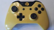 XBOX ONE CONTROLLER CUSTOM Bumblebee Transformers Themed FULL CONTROLLER New