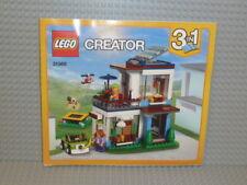 LEGO® Creator Bauanleitung 31068 Modular Modern Home ungelocht instruction B1185