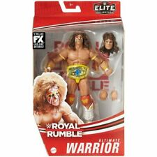 WWE Elite Collection Ultimate Warrior Royal Rumble Action Figure