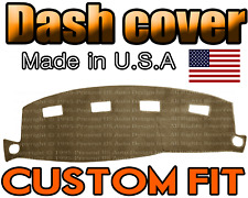 fits 2002-2005 DODGE RAM  1500 2500 3500  DASH COVER MAT DASHBOARD PAD /  TAUPE