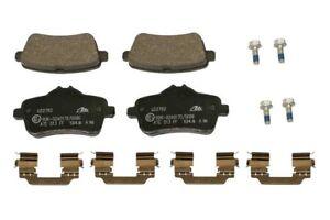For Mercedes C117 X117 C156 R172 W166 Rear Disc Brake Pad Set ATE CERAMIC LD2782