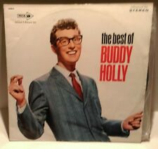 LP The Best of Buddy Holly Double Album