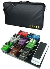 Accel XTA10 Pro Pedal board with Accel's Isolated Output Power Supply