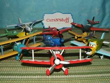 Disney Planes: (Loose) Fonzarelli, Bessie, Tysonitis and More *Displayed Only*