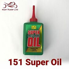 151 SUPER MULTIPURPOSE OIL LUBRICANT MOTOR LUBRICATION OIL LUBE - 150ml