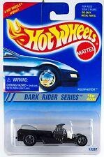 Hot Wheels No. 300 Dark Rider Series Rigor-Motor #4 5 Spoke Wheels New 1995