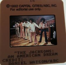 THE JACKSONS AN AMERICAN DREAM CAST MICHAEL Alex Burrall 1992 ORIGINAL SLIDE 11