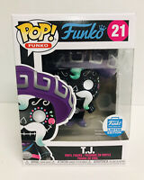 Funko Pop Fantastik Plastik TJ Funko Shop Exclusive #21