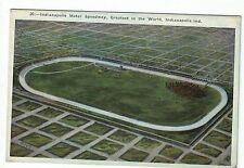 Vintage Indianapolis Motor Speedway postcard