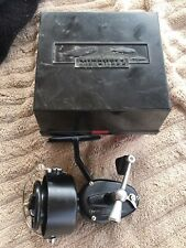 Vintage Garcia Mitchell 300 Reel with Plastic Box Case Made In France
