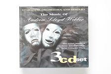 Starshine Orchestra & Singers -The Music of Andrew Lloyd Webber 3CD Box Set NEW
