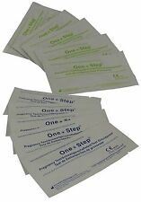 One Step® 30 Ovulation Tests - Fertility Home Urine Test Kits +2 Pregnancy Tests