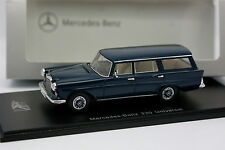 Spark 1/43 - Mercedes 230 Break Universal Bleue