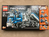 Lego Technic 8052 Motorised Container Truck - New & Sealed
