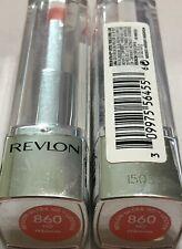 (2) Revlon Ultra HD Rouge à Lèvres, 860 HD Hibiscus
