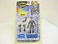 BATMAN: SPECTRUM OF THE BAT TECHNOCAST CATWOMAN ACTION FIGURE 2002 NEW