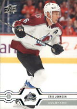2019-20 Upper Deck Hockey #385 Erik Johnson