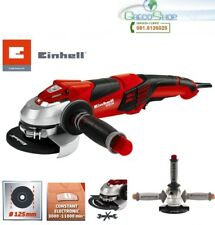 Smerigliatrice angolare/Flex 115mm 1010W Einhell - TE-AG 125 CE