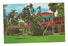 postcard Ft Fort Myers Florida FL