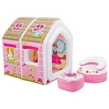 Intex 48635 Princess Play House Casetta Gioco Principessa per Bambine