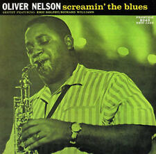 Oliver Nelson Sextet - Screamin' The Blues LP REISSUE NEW OJC w/ Eric Dolphy