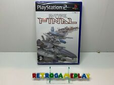 R TYPE FINAL - PLAYSTATION 2 - PS2 - PAL FRANCAIS - NEUF - NEW - BLISTER
