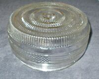"""Globe Replacement 7/"""" White School House Light Glass Shade 3.25/"""" Fitter  236-G10"""