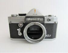 VINTAGE PETRI FLEX V CAMERA - Made in Japan - good working order