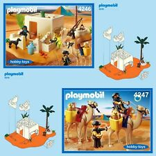 PLAYMOBIL 4246 4247 6485 * EGYPTIAN TOMB / RAIDERS Spares * SPARE PARTS SERVICE
