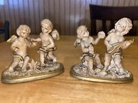 K's Collection Cherub Angels Limited Edition/ Playing Music Singing (one wing)