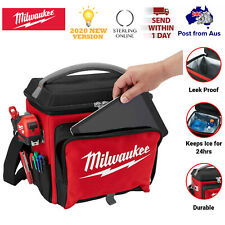 Milwaukee 48228250 Jobsite Cooler Bag NEW Insulated Work Storage Tools Ice Lunch