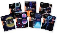 USMLE Step 1 Lecture Notes 2017: 7-Book Set by Kaplan Medical (Paperback /...