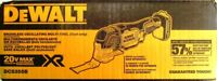 DEWALT DCS355B BRUSHLESS 20 VOLT 20V CORDLESS OSCILLATING MULTI-TOOL BARE - NEW!