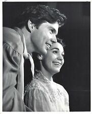 "Rodgers & Hammerstein ""OKLAHOMA!"" John Davidson / Susan Watson 1965 Press Photo"