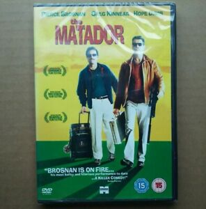 The Matador - Crime Comedy Drama Movie - Pierce Brosnan, Greg Kinnear (DVD) NEW