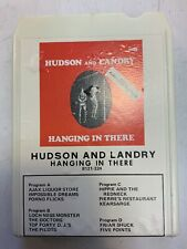 Hanging In There 8 Track Tape 1971 Hudson And Landry ElectronicsRecycledCom