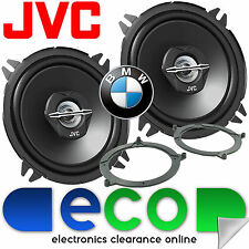 "BMW 3 Series E46 Coupe JVC 13cm 5.25"" 500 Watts 2 Way Front Door Car Speakers"