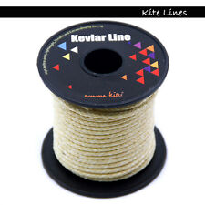 Kevlar Braided Cord Line 50ft 2000lb Great for Hiking Camping Tactical Kite Fly