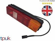 FORD TRANSIT MK5 MK6 MK7 CHASSIS TIPPER REAR LAMP COMPLETE LIGHT LENS TRUCK