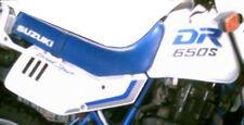 SUZUKI DR650 DR650S 1990-1991 '90-'91 SEAT COVER [SSSP]