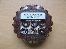 Yankee Candle Rare Chocolate Donut Wax Tart