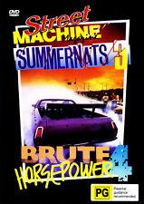 OFFICIAL Street Machine SUMMERNATS 3 DVD! V8s Burnouts