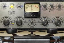 Waves Kramer MPX Analog Master Tape Plugin Ampex - AAX VST RTAS AU - NEW DWNLD